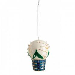 Alessi Mughetti e Smeraldi Ornament