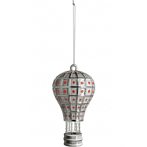Alessi Mongolfiera Reale Ornament