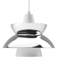 Louis Poulsen Doo- Wop Pendant Light Metal
