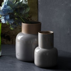 Fritz Hansnen Vases Earthenware