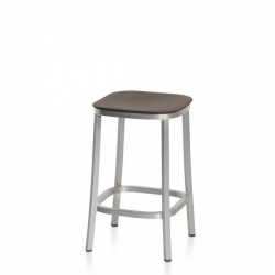 Emeco 1 Inch Counter Stool by Jasper Morrison