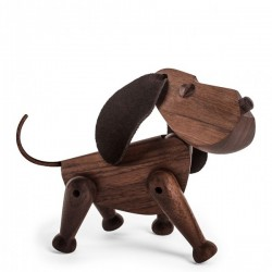 Architectmade Bobby Wooden Dog
