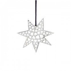 Rosendahl silver-plated Heart Star