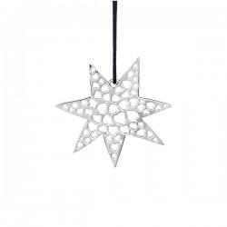 Rosendahl silver-plated Heart Star