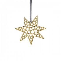 Rosendahl Gold-plated Heart Star