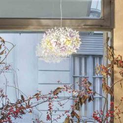 Kartell Bloom Pendant Round Lamp