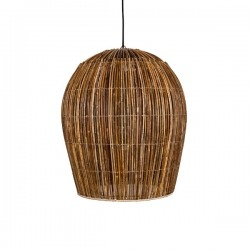 Ay Illuminate Rattan Bulb Small