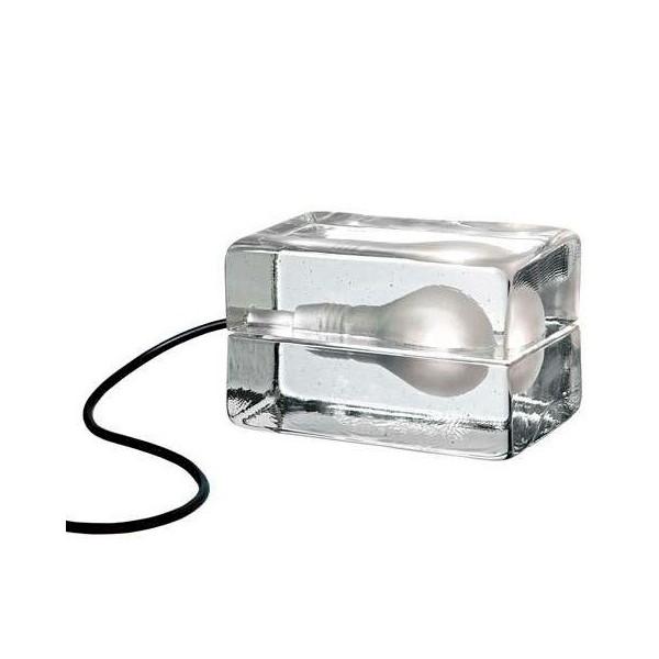 Design House Stockholm Block Lamp Black cord