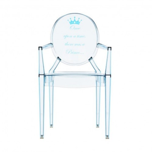 Kartell Lou Lou Ghost Chair Prince