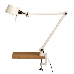 Tonone Bolt Desk Lamp - Double Arm - With Clamp