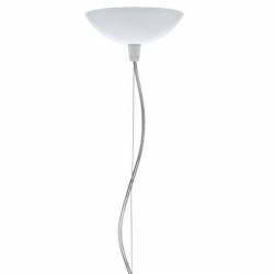 Kartell Bloom Pendant Lamp Rosette for white and Crystal