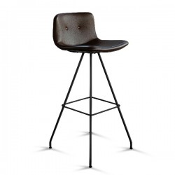 Bent Hansen Primun Bar Stool High