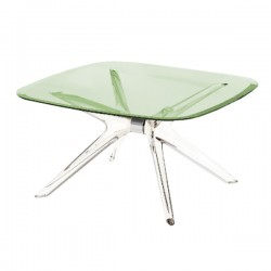 Kartell Coffee Table Blast Square Top