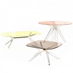 Kartell Coffee Table Blast