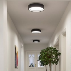 Louis Poulsen LP Circle Surface Mounted Ceiling Lamp