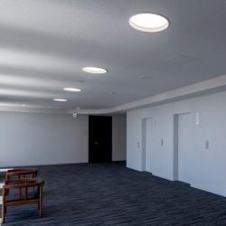 Louis Poulsen LP Circle Recessed Ceiling Lamp
