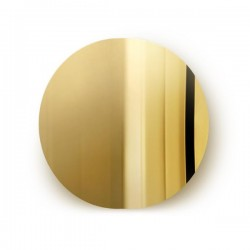 Mater Imago Mirror Object | Brass