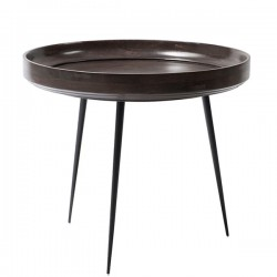 Mater Bowl Table Large Black