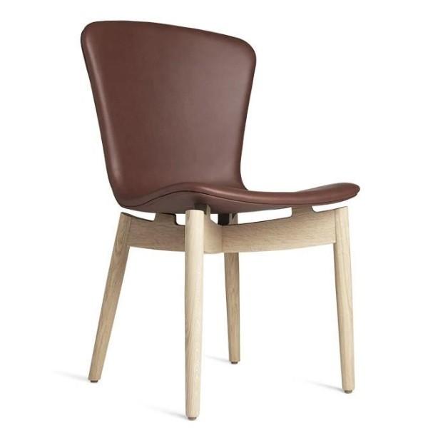 Mater Shell Dining Chair | Ultra Cognac