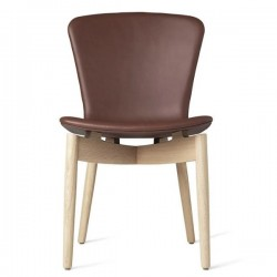 Mater Shell Dining Chair | Ultra Cognac