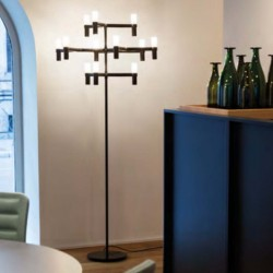 Nemo Crown Floor Lamp