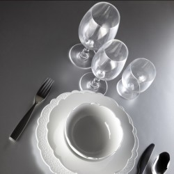 Alessi Water Glass Dressed