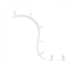 Kartell Bookworm 3m20 Glossy White