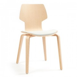 Mobles 114 Gracia Wooden Chair