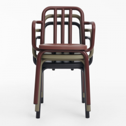 Mobles 114 Tube Armchair