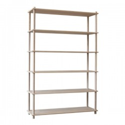 Woud Elevate Shelving System