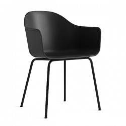 Menu Harbour Chair Shell/Wood Base