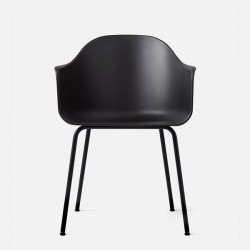 Menu Harbour Chair Shell/Steel Base