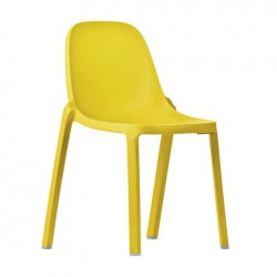Emeco Broom Chair by Phillip Starck Yellow