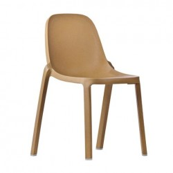 Emeco Broom Chair by Phillip Starck Natural