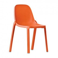 Emeco Broom Chair by Phillip Starck Orange