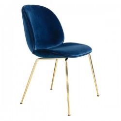 Gubi Beetle Chair Velvet