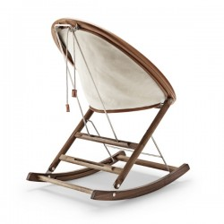 Carl Hansen & Søn Rocking Nest Chair AB001