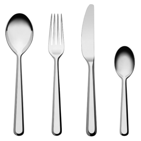 Alessi Amici Cutlery Set for 6 persons