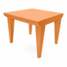 Kartell Bubble Club Table Siena red