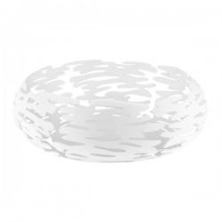Alessi Barknest Basket White