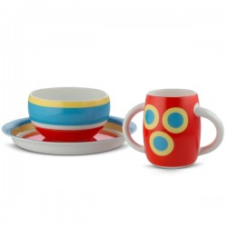 Alessi Alessini - Con-centrici Children Tableware