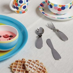 Alessi Alessini Children Cutlery