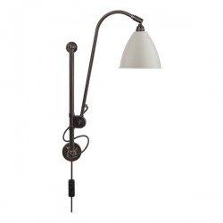 Bestlite BL5 Wall Lamp, classic white