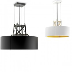 Moooi Construction Lamp Suspe	 1nded