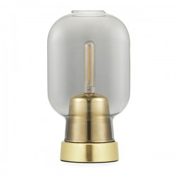 Normann Copenhagen Amp Table Light Brass
