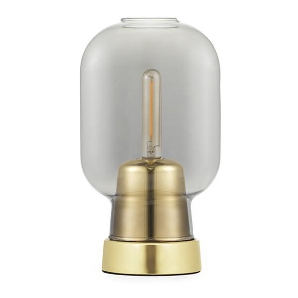 Normann Copenhagen Amp Table Light Brass