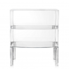 Kartell Cabinet Ghost Buster Crystal