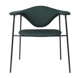 Gubi Masculo Dining Chair 4 Legs