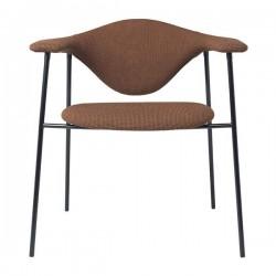 Gubi Masculo Dining Chair 4 Legs