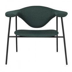 Gubi Masculo Lounge Chair 4 Legs